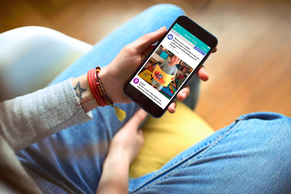 Real time updates with social media at a Preschool & Daycare/Childcare Center serving Apex & Fuquay-Varina, NC